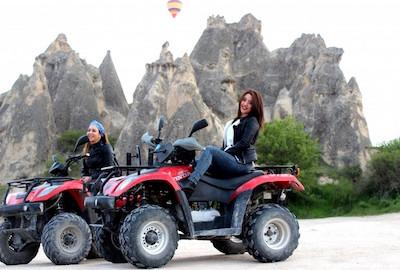 Kapadokya ATV turları