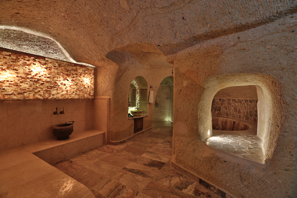 Oread Cave Suites Oda 1